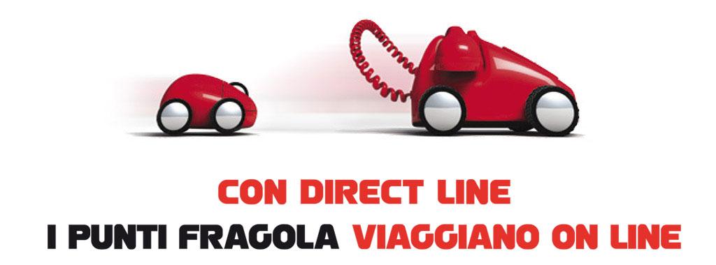 direct line | esselunga