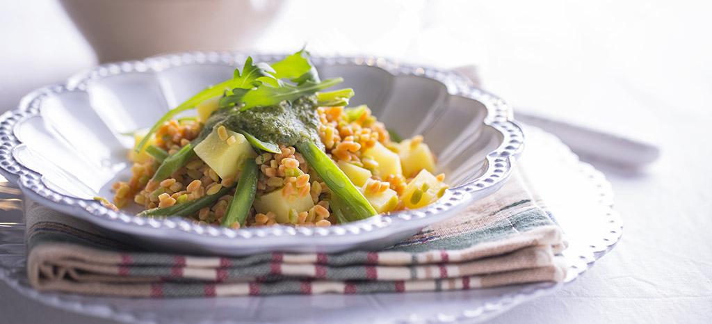 Legumotti e ricette esselunga for Ricette barilla